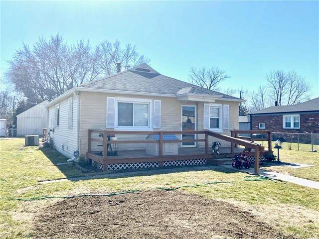 11629 Deanna Drive, Indianapolis, IN 46229 (MLS #21769390) :: Mike Price Realty Team - RE/MAX Centerstone