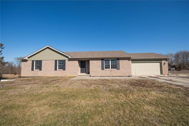3807 S County Road 25 W, Greencastle, IN 46135 (MLS #21769439) :: Anthony Robinson & AMR Real Estate Group LLC