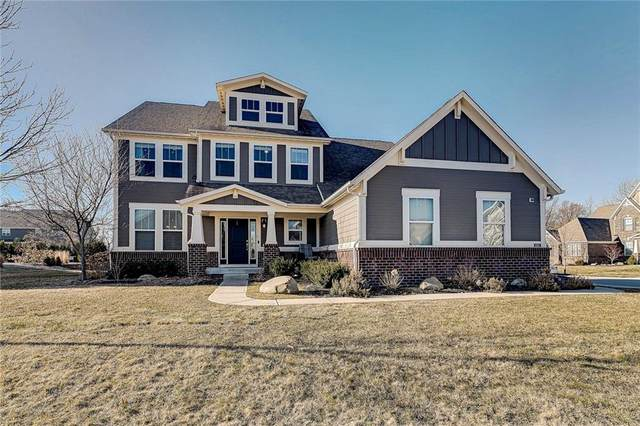 10263 Wicklow Court, Fishers, IN 46040 (MLS #21769454) :: Heard Real Estate Team | eXp Realty, LLC