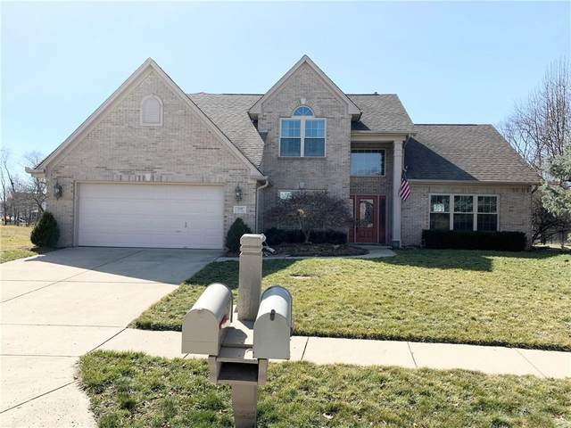 5295 Berkshire South Boulevard, Greenwood, IN 46142 (MLS #21769476) :: Mike Price Realty Team - RE/MAX Centerstone