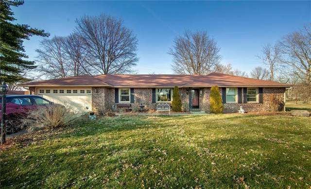 2864 W Deshong Drive, Pendleton, IN 46064 (MLS #21769492) :: Mike Price Realty Team - RE/MAX Centerstone