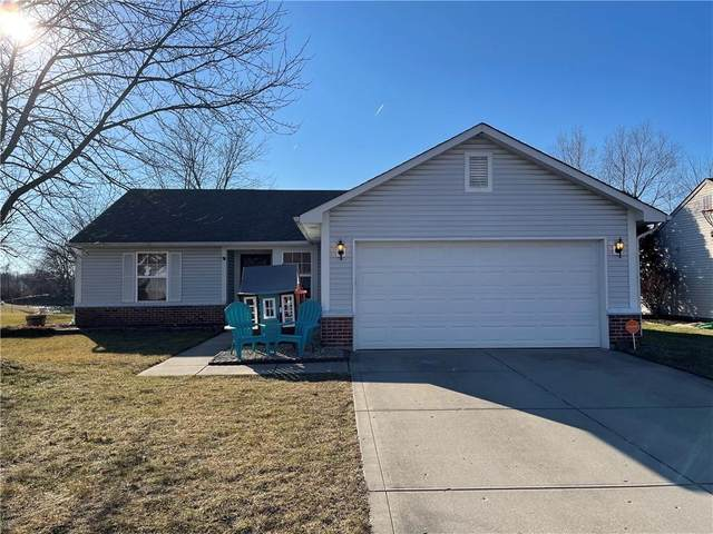 814 Millbrook Drive, Avon, IN 46123 (MLS #21769507) :: Anthony Robinson & AMR Real Estate Group LLC