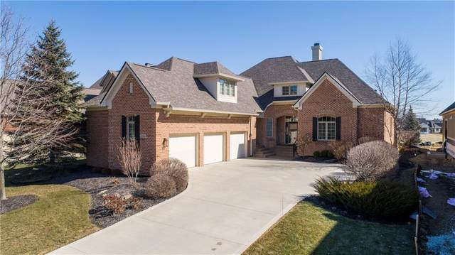16402 Valhalla Drive, Noblesville, IN 46060 (MLS #21769530) :: Anthony Robinson & AMR Real Estate Group LLC
