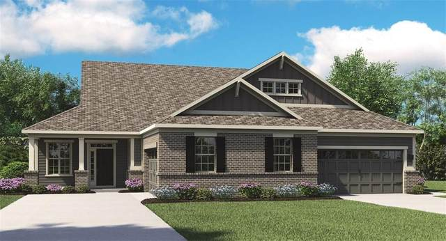 231 Moose Lane, Westfield, IN 46074 (MLS #21769532) :: The Indy Property Source