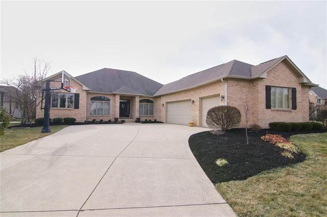 3013 Aldwych Court, Greenwood, IN 46143 (MLS #21769541) :: RE/MAX Legacy