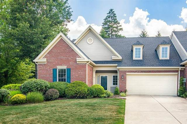 1071 S Fieldcrest Court, Bloomington, IN 47401 (MLS #21769544) :: The Indy Property Source