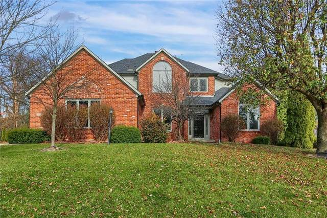 3762 Trewithen Ln, Carmel, IN 46032 (MLS #21769551) :: The Indy Property Source