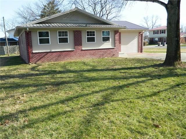 712 Devon Court, Seymour, IN 47274 (MLS #21769558) :: The ORR Home Selling Team
