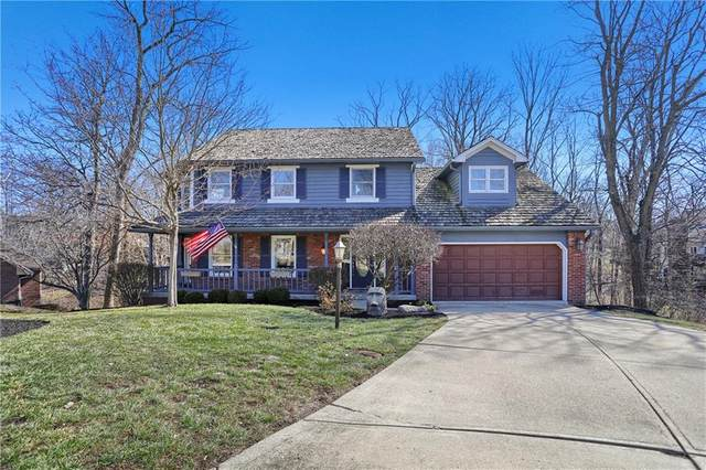 8529 Clew Ct, Indianapolis, IN 46236 (MLS #21769561) :: Heard Real Estate Team | eXp Realty, LLC