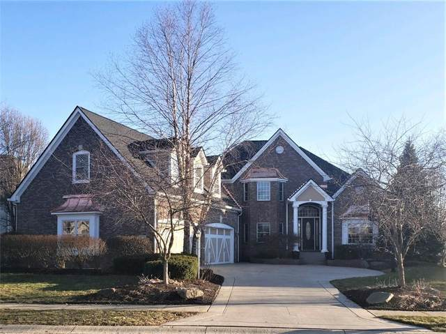 6691 Pennan Court, Noblesville, IN 46062 (MLS #21769582) :: Anthony Robinson & AMR Real Estate Group LLC
