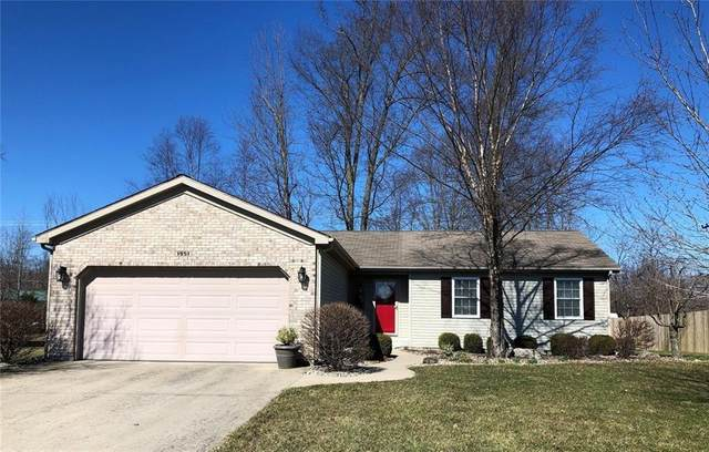 1951 Westbrook Drive, North Vernon, IN 47265 (MLS #21769586) :: David Brenton's Team