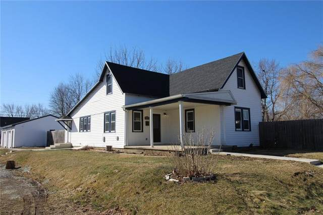 2335 N D Street, Elwood, IN 46036 (MLS #21769609) :: The Indy Property Source