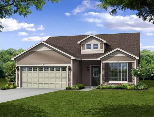 15765 Wescott Drive, Noblesville, IN 46060 (MLS #21769620) :: Keller & Corbett Real Estate