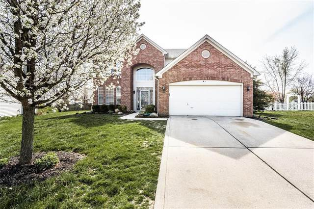 14161 Dickinson Court, Fishers, IN 46038 (MLS #21769635) :: Heard Real Estate Team | eXp Realty, LLC
