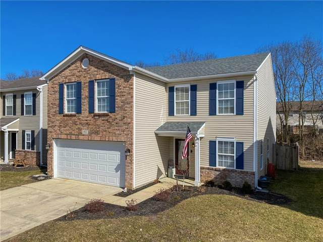 6827 Earlswood Drive, Indianapolis, IN 46217 (MLS #21769640) :: Anthony Robinson & AMR Real Estate Group LLC