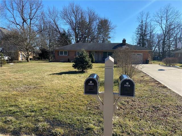 8405 W 88th Street, Indianapolis, IN 46278 (MLS #21769647) :: Mike Price Realty Team - RE/MAX Centerstone