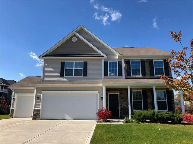 1966 Winchester Boulevard, Avon, IN 46123 (MLS #21769649) :: Mike Price Realty Team - RE/MAX Centerstone