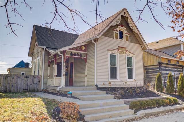 1239 Marlowe Avenue, Indianapolis, IN 46202 (MLS #21769653) :: The Indy Property Source