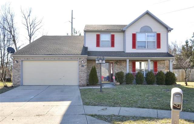 6245 Tybalt Place, Indianapolis, IN 46254 (MLS #21769663) :: Mike Price Realty Team - RE/MAX Centerstone