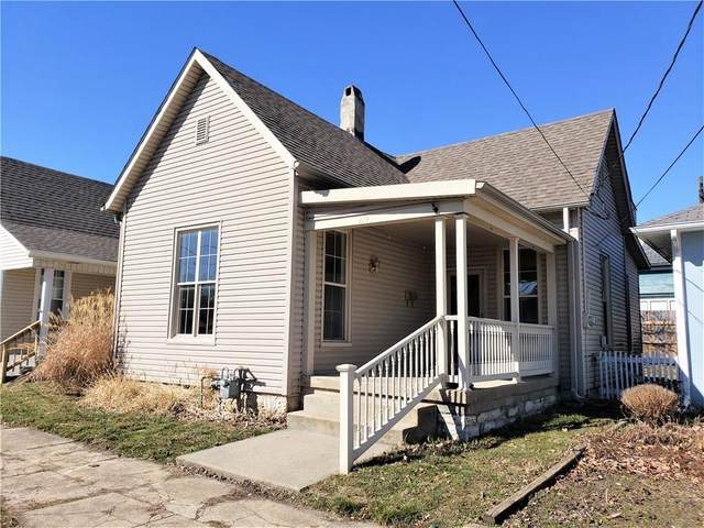 214 W Jackson Street, Shelbyville, IN 46176 (MLS #21769673) :: Anthony Robinson & AMR Real Estate Group LLC