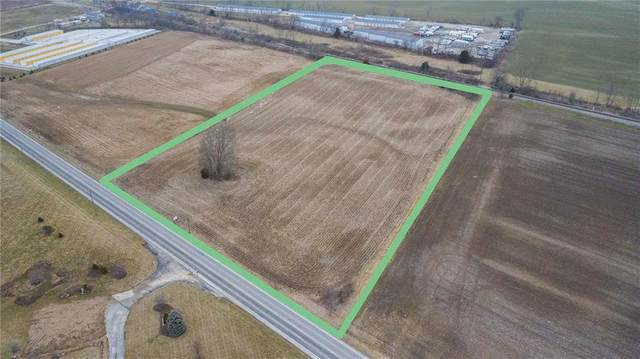 3800 W Us 52 W, New Palestine, IN 46163 (MLS #21769678) :: The Indy Property Source