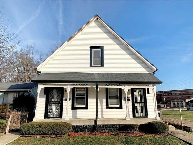 1607 Yandes Street, Indianapolis, IN 46202 (MLS #21769679) :: Anthony Robinson & AMR Real Estate Group LLC
