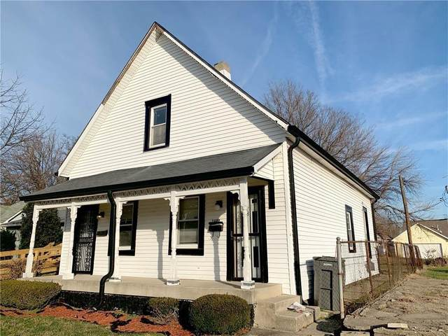 1609 Yandes Street, Indianapolis, IN 46202 (MLS #21769680) :: Anthony Robinson & AMR Real Estate Group LLC