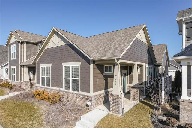 7216 Cherry Creek Boulevard, Carmel, IN 46033 (MLS #21769681) :: Dean Wagner Realtors