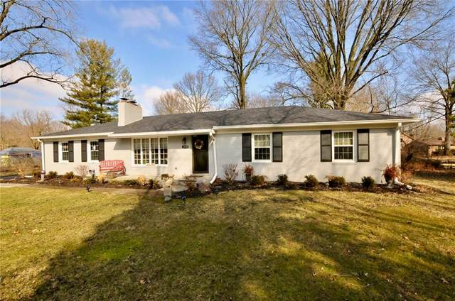 3200 W 42nd Street, Indianapolis, IN 46228 (MLS #21769689) :: The ORR Home Selling Team