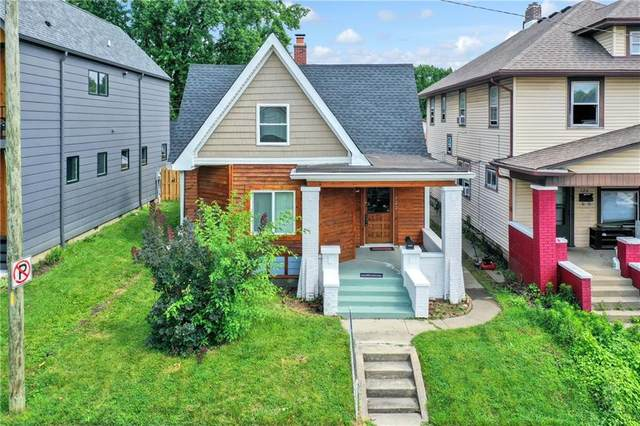 722 Cottage Avenue, Indianapolis, IN 46203 (MLS #21769696) :: The Evelo Team