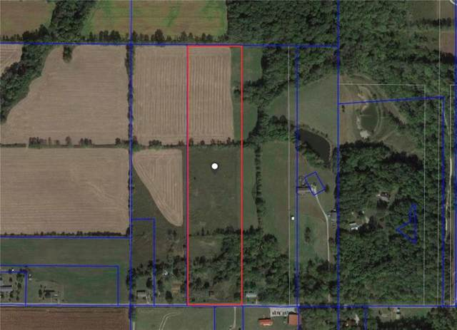 00 W County Rd 650S, Connersville, IN 47331 (MLS #21769700) :: Corbett & Company