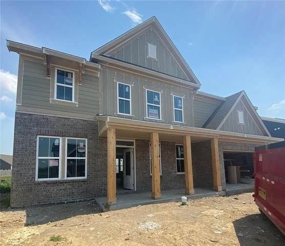 1427 Gateway Lane, Greenfield, IN 46140 (MLS #21769721) :: Heard Real Estate Team | eXp Realty, LLC