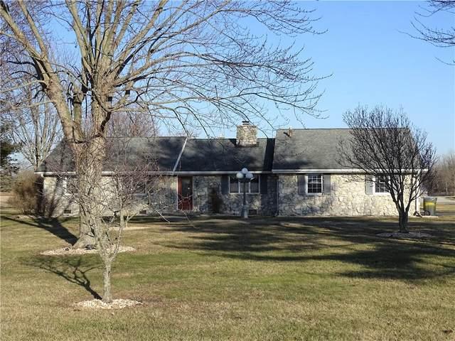12800 N 175 E, Alexandria, IN 46001 (MLS #21769743) :: The ORR Home Selling Team