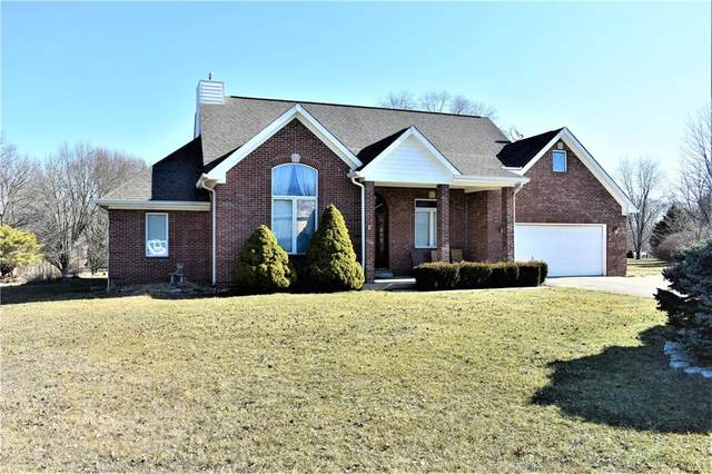 6700 E Vista View Parkway, Mooresville, IN 46158 (MLS #21769758) :: David Brenton's Team