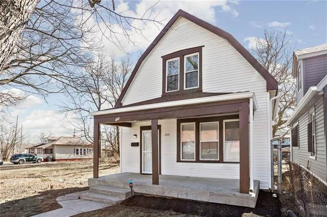 725 W Roache Street, Indianapolis, IN 46208 (MLS #21769766) :: Ferris Property Group