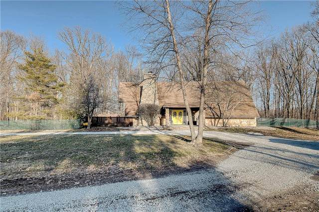8786 S State Road 13, Pendleton, IN 46064 (MLS #21769783) :: Mike Price Realty Team - RE/MAX Centerstone