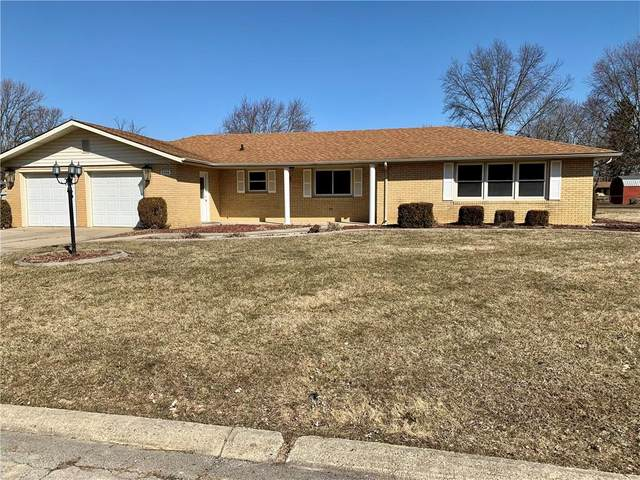 5944 N Olivia Drive, Alexandria, IN 46001 (MLS #21769817) :: Mike Price Realty Team - RE/MAX Centerstone