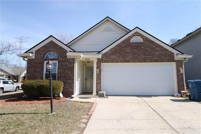 5203 Pin Oak Drive, Indianapolis, IN 46254 (MLS #21769826) :: Mike Price Realty Team - RE/MAX Centerstone