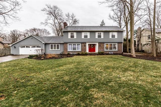 7131 Eastwick Lane, Indianapolis, IN 46256 (MLS #21769828) :: Mike Price Realty Team - RE/MAX Centerstone