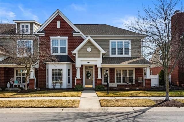 15507 Clearbrook Street, Westfield, IN 46074 (MLS #21769839) :: Dean Wagner Realtors