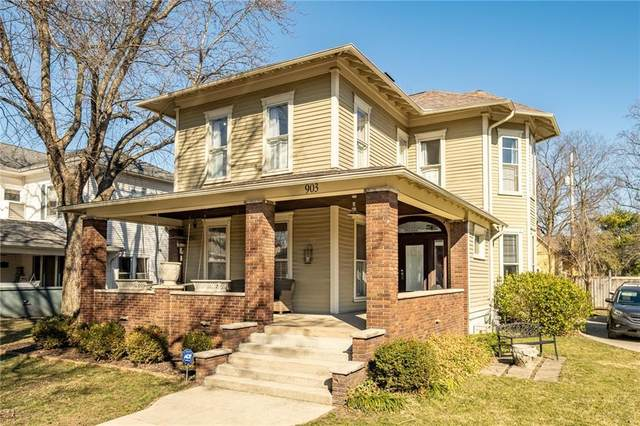 903 Franklin Street, Columbus, IN 47201 (MLS #21769846) :: Mike Price Realty Team - RE/MAX Centerstone
