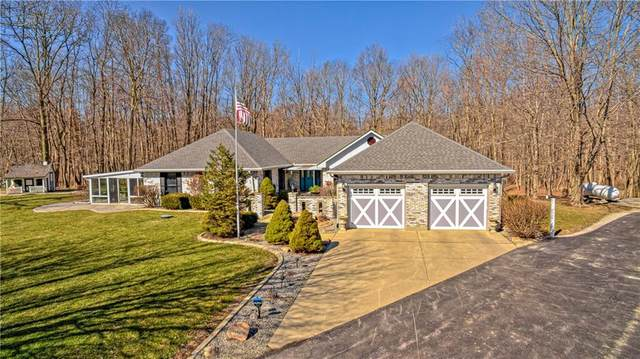 2588 E Us Hwy 40, Clayton, IN 46118 (MLS #21769880) :: The Indy Property Source