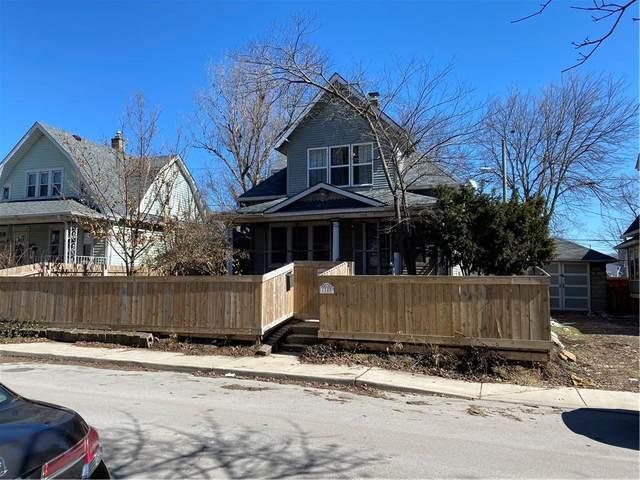 1145 Reid Place, Indianapolis, IN 46203 (MLS #21769887) :: Corbett & Company