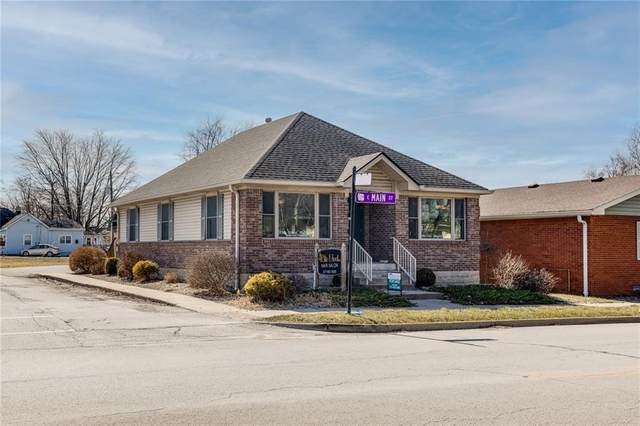 221 E Main Street, Brownsburg, IN 46112 (MLS #21769916) :: Mike Price Realty Team - RE/MAX Centerstone