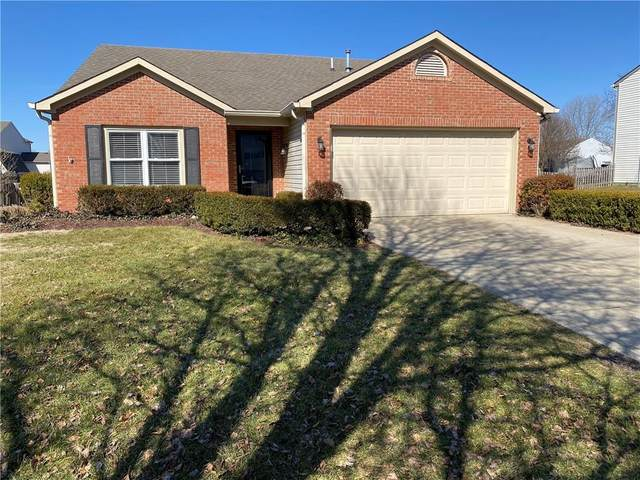 4420 Mahogany Drive, Greenwood, IN 46143 (MLS #21769931) :: Mike Price Realty Team - RE/MAX Centerstone
