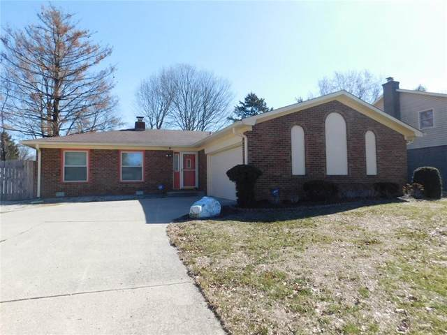 709 Summitcrest Drive, Indianapolis, IN 46241 (MLS #21769940) :: Dean Wagner Realtors