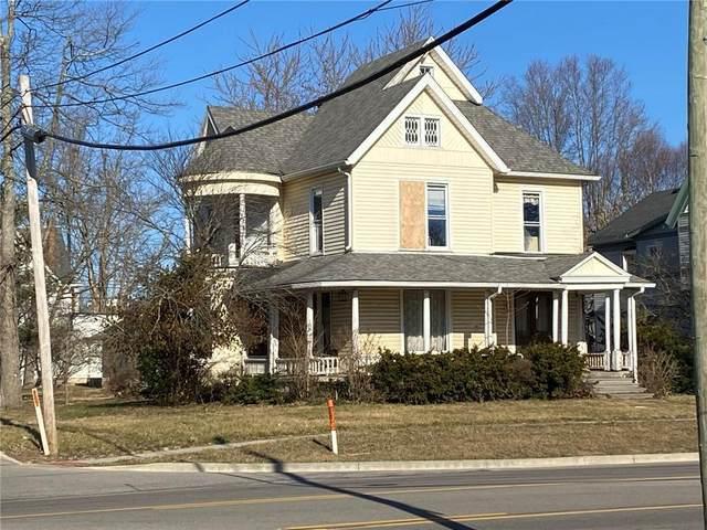 306 S State, North Vernon, IN 47265 (MLS #21769962) :: Corbett & Company