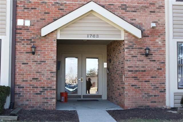 1763 N Wellesley 3-E Lane, Indianapolis, IN 46219 (MLS #21769995) :: Dean Wagner Realtors