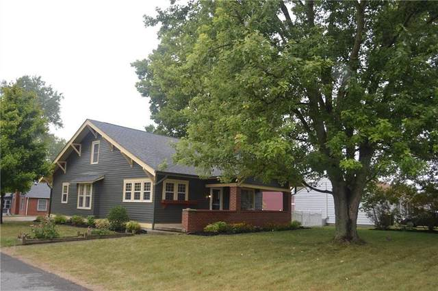 124 W 12TH ST Street, Lapel, IN 46051 (MLS #21770023) :: The Indy Property Source