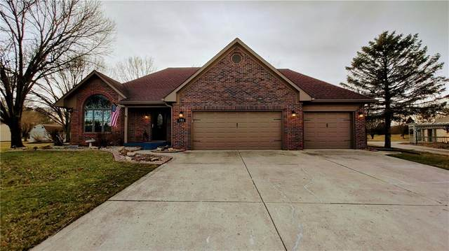 386 Gullane Court, Avon, IN 46123 (MLS #21770033) :: Anthony Robinson & AMR Real Estate Group LLC